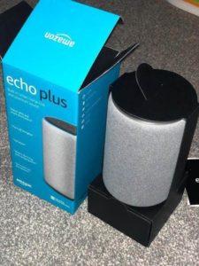 Um Echo Plus
